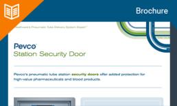 Pevco Security Door Product Sheet